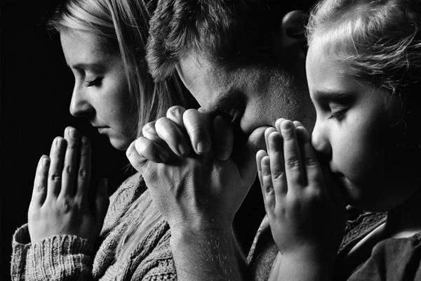 Je veux prier...