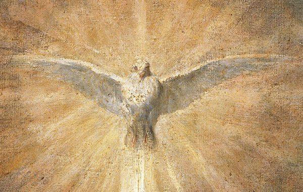 Colombe esprit saint - pentecôte