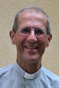 Père Gilles Letourneur, prêtre